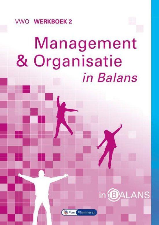 Management en Organisatie in balans - Sarina van Vlimmeren | Fthsonline.com