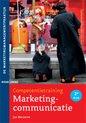 Competentietraining  -   Marketingcommunicatie