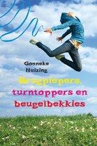 Boek cover Brugpiepers, Turntoppers En Beugelbekkies van Gonneke Huizing (Hardcover)