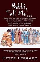 Boek cover Rabbi, Tell Me... van Peter Ferraro