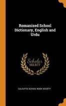 Romanized School Dictionary, English and Urdu