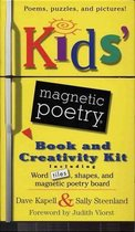 The Kids' Magnetic Poetry Book and Creativity Kit