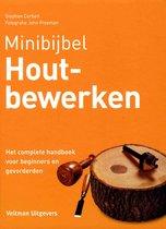 Minibijbel  -   Houtbewerken