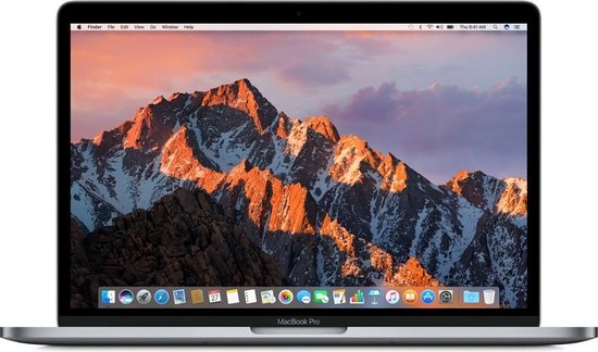Apple MacBook Pro (2017) Touch Bar - 13 Inch - 256 GB / Spacegrijs