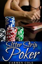 Sitter Strip Poker (Menage / Babysitter / DP)