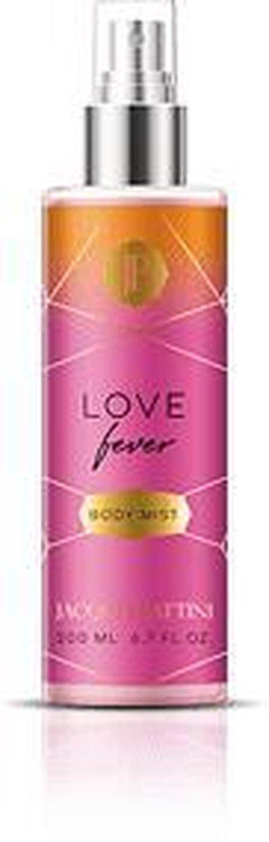 Body Mist Love Fever 200ml - Jacques Battini