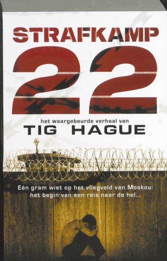 Strafkamp 22 - t. Hague |
