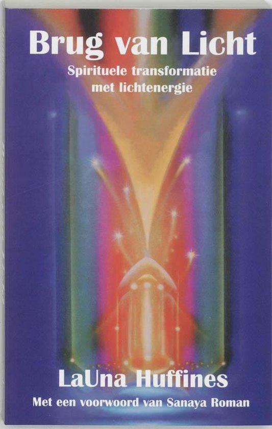 Cover van het boek 'Brug van licht'