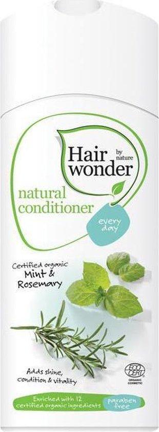 Hairwonder natural conditioner elke dag
