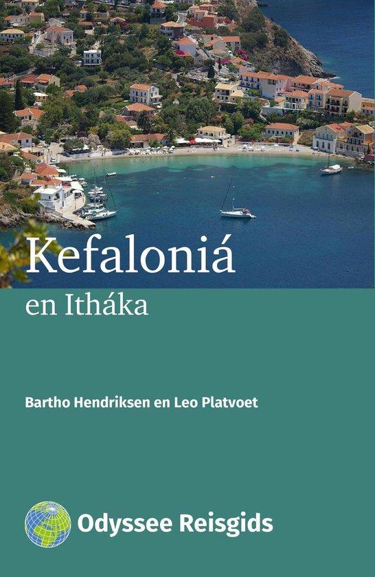 Kefaloniá en Itháka - Bartho Hendriksen |