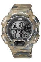 Q&Q Digitale chrono horloge M146J004Y