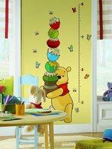 RoomMates Disney Winnie The Pooh Groeimeter - Muurstickers - Multi