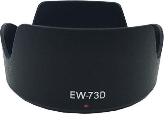 Zonnekap EW-73D voor Canon EF-S 18–135mm f/3.5–5.6 IS USM (nano) met 67mm...