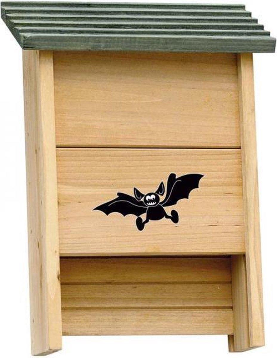 Vleermuizenkast 23 x 9 x 33 cm - set van 2 stuks