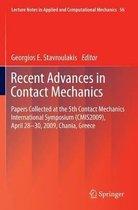Recent Advances in Contact Mechanics