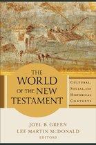 Boek cover The World of the New Testament van