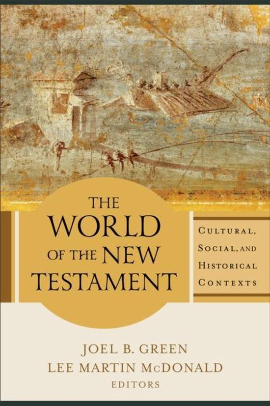 Boek cover The World of the New Testament van