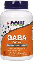GABA 500mg - 100 capsules