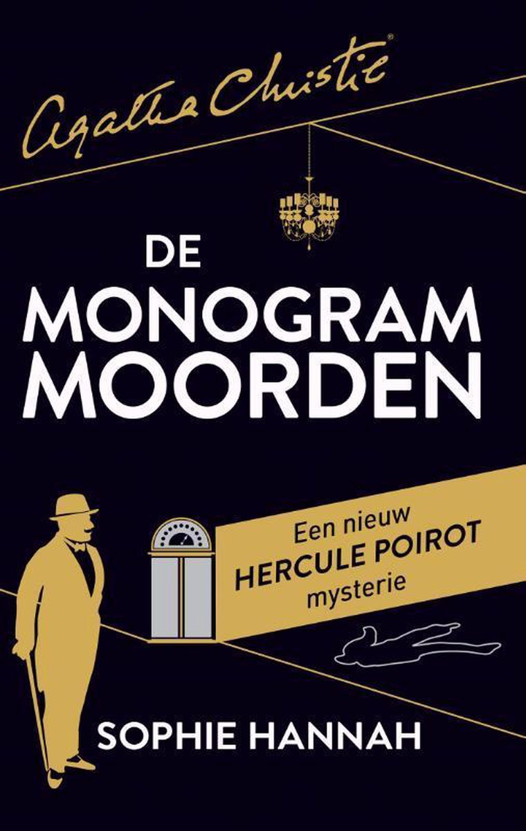 Agatha Christie - De monogram moorden