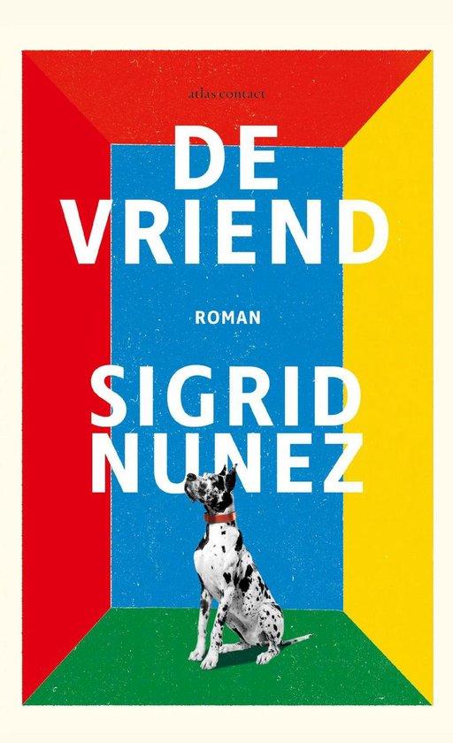 De vriend - Sigrid Nunez | Fthsonline.com