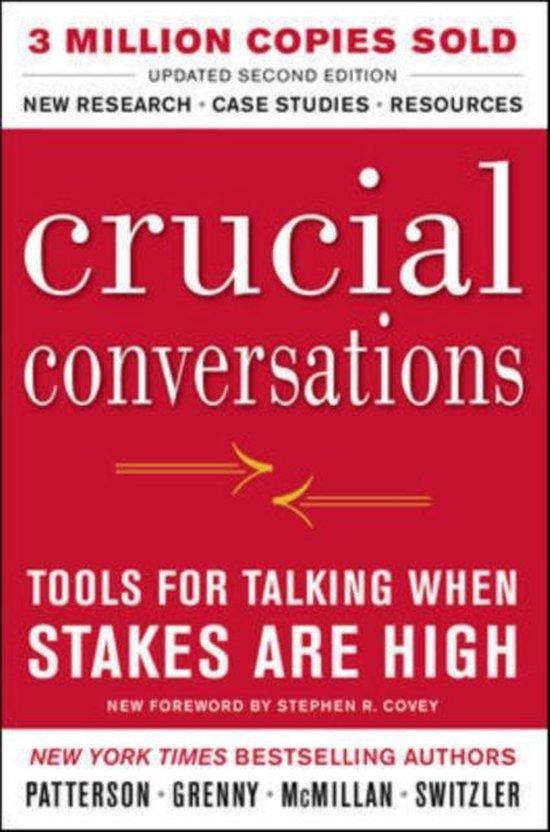 Afbeelding van Crucial Conversations