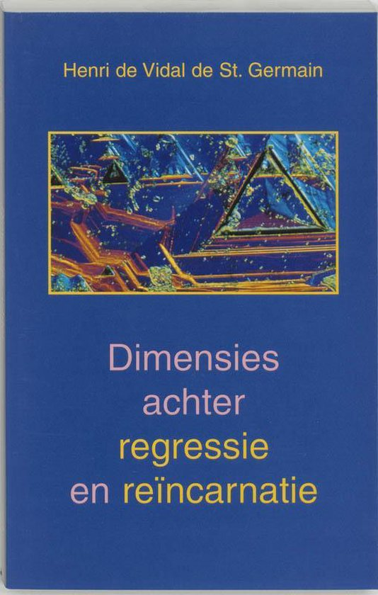 Dimensies achter regressie en reincarnatie - De Vidal H. |