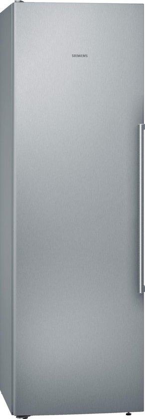 Koelkast: Siemens iQ700 KS36FPI4P Vrijstaand 300l A+++ Zilver koelkast, van het merk Siemens
