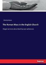 The Roman Mass in the English Church
