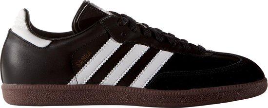 adidas Samba Sportschoenen - Maat 39 1/3 - Unisex - zwart/wit