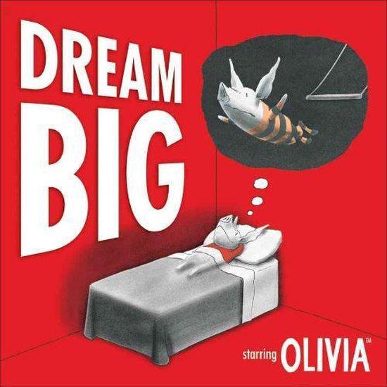 Boek cover Dream Big van Ian Falconer (Hardcover)