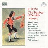 Rossini: The Barber of Seville (Highlights) / Humburg, et al