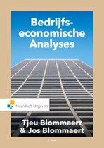 Bedrijfseconomische Analyses incl. toegang tot Prepzone
