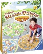 Ravensburger Outdoor Mandala-Designer® Animal Fun