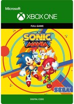 Sonic Mania - Xbox One Download