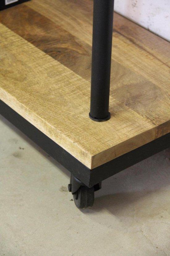 Quip&Co - Industriële stellingkast Large - Metaal - quip&Co