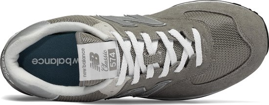 New Balance ML574EGG-D Heren Sneakers - Grey - Maat 44