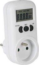 energiemeter 230V-16A penaarde : voor NL en BE