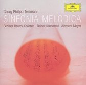 Sinfonia Melodica: Unknown Works By