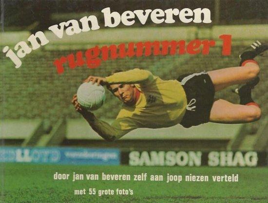 Jan van Beveren Rugnummer 1 - Beveren |
