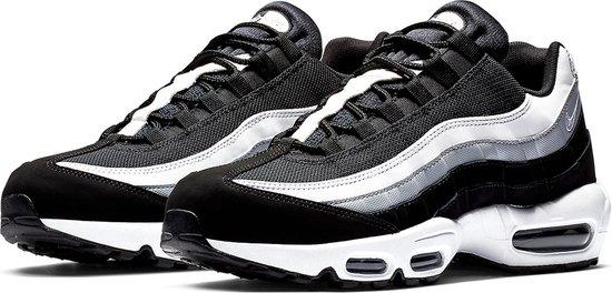 Nike Air Max 95 Essential Sneakers - Maat 46 - Mannen - zwart/grijs/wit