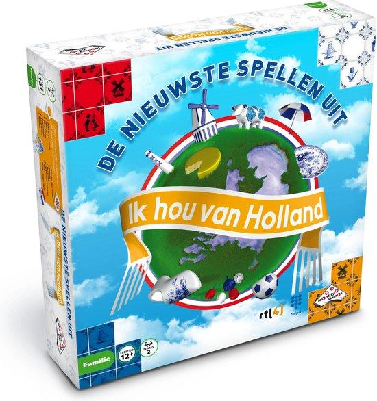 Ik Hou van Holland - Gezelschapsspel