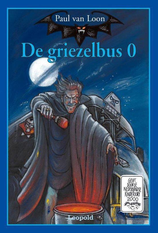 Boek cover De griezelbus 0 van Paul van Loon (Hardcover)