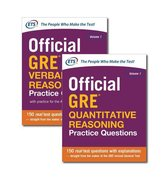 Boek cover Official GRE Value Combo (ebook bundle) van Educational Testing Service