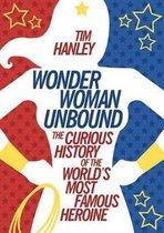 Boek cover Wonder Woman Unbound van Tim Hanley