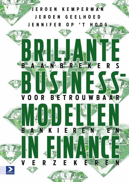 Briljante businessmodellen in finance - Jeroen Geelhoed |