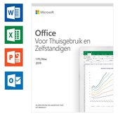 Microsoft Office 2019 Home & Business - Eenmal