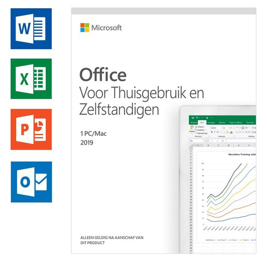 Microsoft Office 2019 Home Business