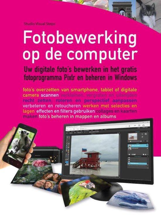Fotobewerking op de computer - Studio Visual Steps | Fthsonline.com