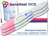 Sensitest zwangerschapstest midstream extra gevoel