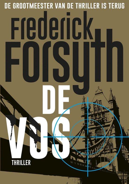 De Vos - Frederick Forsyth |